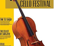 Poster: International Cello Festival