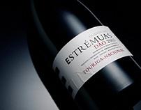 ESTREMUAS | wine branding