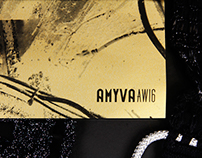 AMYVA Textile + Graphic Project