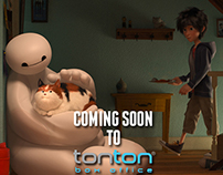 WEB BANNER BIG HERO 6