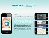 Electrodomésticos silenciosos Siemens