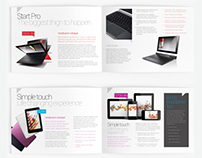 A5 Product Catalog / Brochure Template