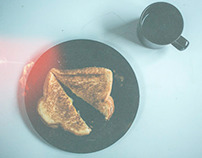 Grilled Cheese & Coffee