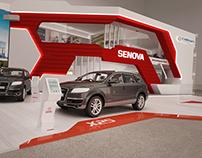 Automech 2017 SENOVA Booth