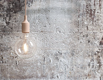 E27 Pendant Lamp by TAF for Muuto