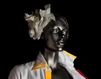 Fashion Styling - Basic White Shirt