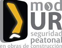 Modur (Modulo para transeuntes nas obras de construção)