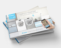 Visual Design for Candy Simplify Fi Product Category