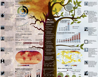 Infographics for News / Data visualization