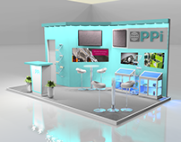 PPI (Plastic Products International) Exhibition stand