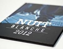 Nuit Blanche Toronto 2012 Book