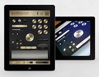 Audiopad - Touch User Interinterface