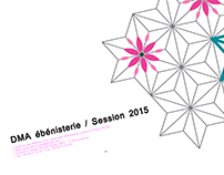 DMA ébénisterie / Session 2015