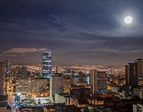 timelapse Bogotá