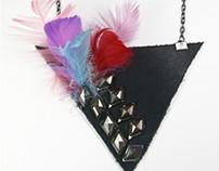 """Lemelle necklace """"Fantasy"""""""