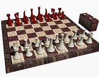 Mevlevi Chess Set