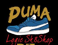 Puma é na Logic