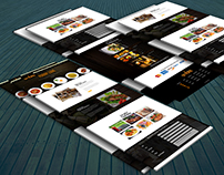 Restaurant UI Design