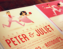 Peter & Juliet Wedding