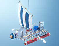 Electric Dinghy System