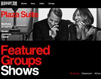 Broadway — new website