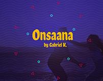 Lyrical Music Video Animation