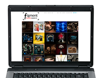 Figment Photography website