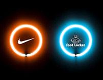 Nike + Foot Locker - Color my Silver