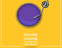San Deco - Colors Change Your Feelings!