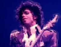 Prince Digital Paintings