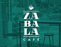 Café Zabala Branding