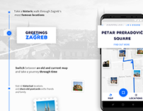 Greetings from Zagreb App