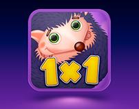 1 x 1 - Kids App