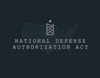 FY16 National Defense Authorization Act (NDAA)