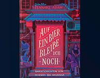 """""""Auf Ein Bier Bleibe Ich Noch"""" Book Cover"""