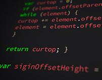 Programming Web Code