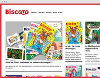 Biscoto Journal