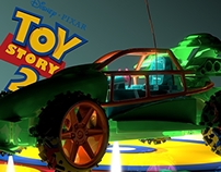 TOY STORY 3D e RENDERING