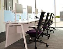 CF Capital Office design