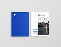 M.Royo | Re-branding