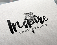 Logo for Inspire Photography