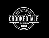Crooked Tale Logo Study