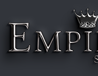 Empire Salon Logo Design