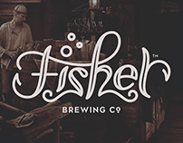 Brand Identity | Fisher Brewing Co.