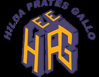 Hilda Prates Gallo School - Vetorized Logo