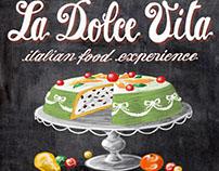 'La Dolce Vita' 2017 calendar, client Legami Milano