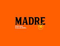 MADRE x CocinaCallejera