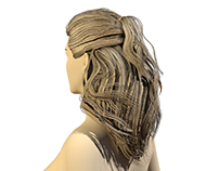 (More) Hair Card Hairstyles