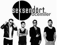 Seksendort // Album Cover