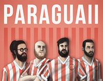 PARAGUAII // Porta 253 Poster